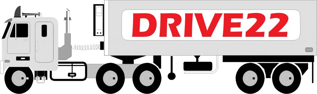 Drive22 18-wheeler truck
